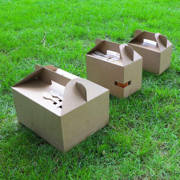 Boîtes à pique-nique